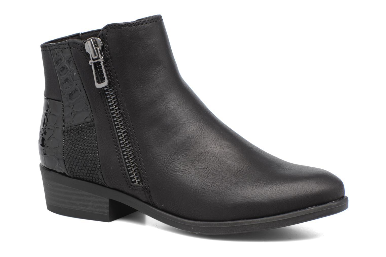 Bottines et boots Marco Tozzi Escolier 2 Noir vue détail/paire