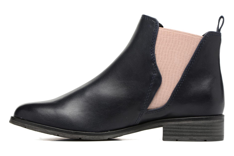 Bottines et boots Marco Tozzi Bapia Bleu vue face