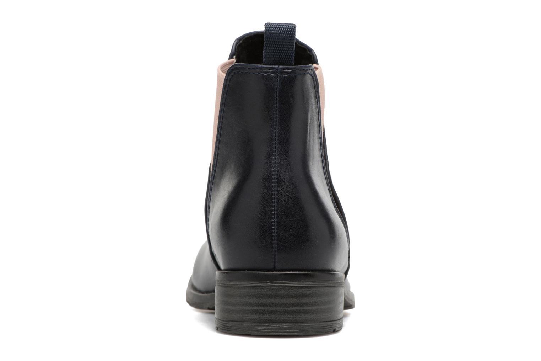Bottines et boots Marco Tozzi Bapia Bleu vue droite