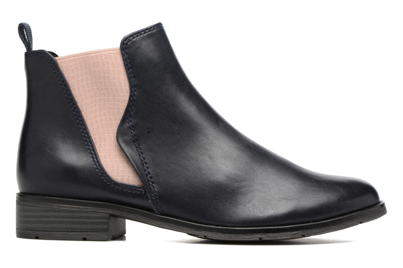 Bottines et boots Marco Tozzi Bapia Bleu vue derrière