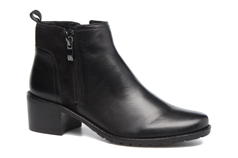 Bottines et boots Caprice Fiona Noir vue détail/paire