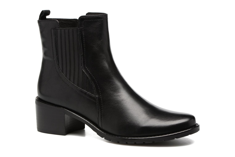 Bottines et boots Caprice Aliana Noir vue détail/paire