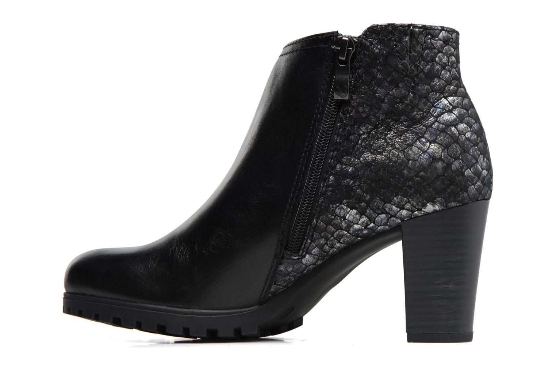 Bottines et boots Caprice Eleonore 2 Noir vue face