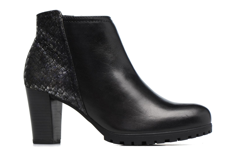 Bottines et boots Caprice Eleonore 2 Noir vue derrière