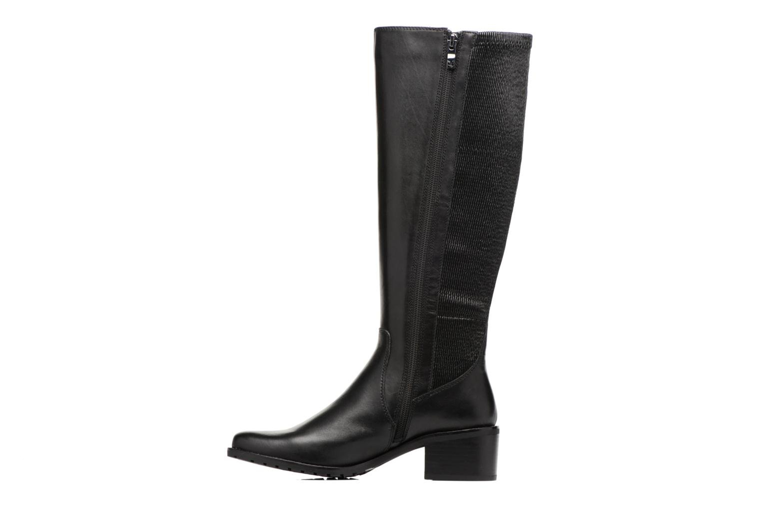 Boots & wellies Caprice Brina 2 Black front view