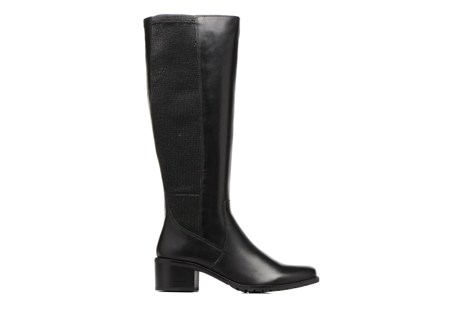 Boots & wellies Caprice Brina 2 Black back view