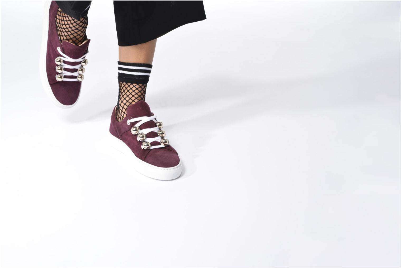 Sneakers Carven Germain Bordò immagine dal basso