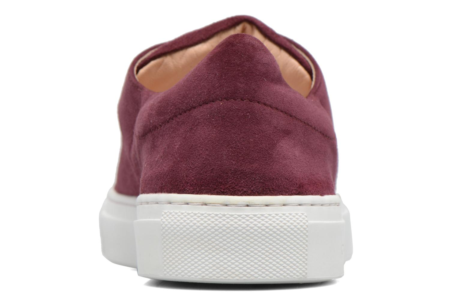 Germain Suede Camoscio Bordeaux