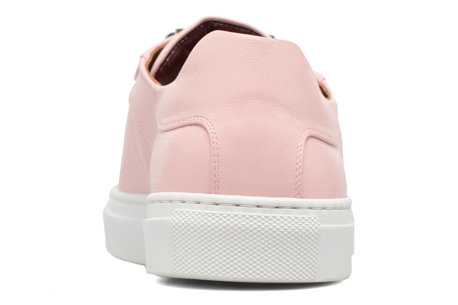 Trainers Carven Mabillon Pink view from the right