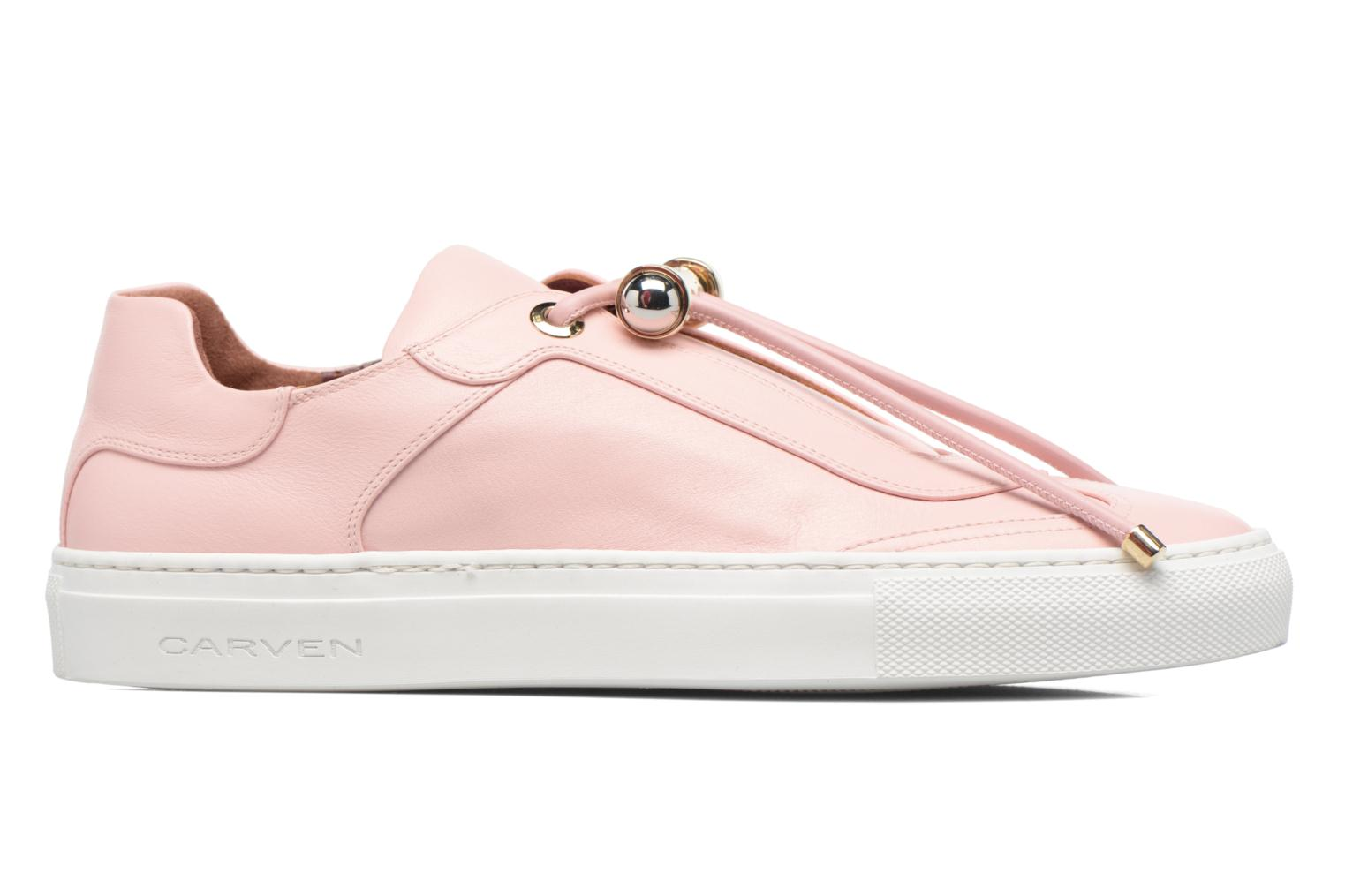 Trainers Carven Mabillon Pink back view