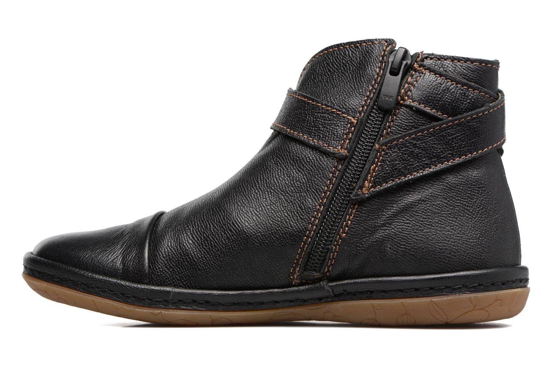 Bottines et boots El Naturalista E830 Nayade Noir vue face