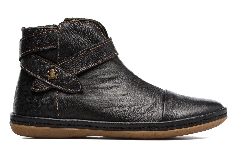 Bottines et boots El Naturalista E830 Nayade Noir vue derrière