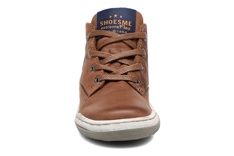 Bottines et boots Shoesme Sami Marron vue portées chaussures