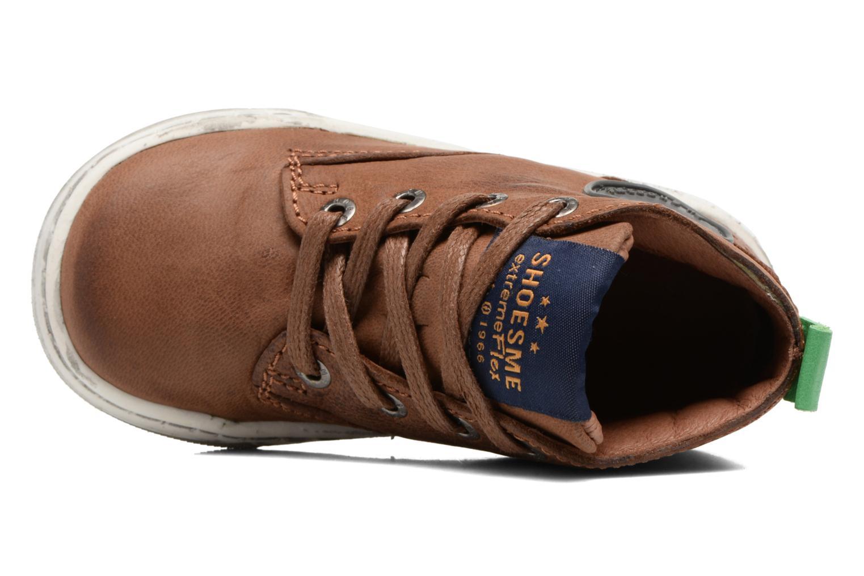 Bottines et boots Shoesme Sami Marron vue gauche
