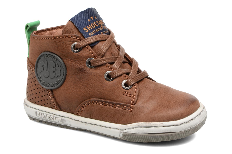 Bottines et boots Shoesme Sami Marron vue détail/paire