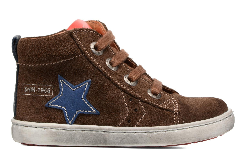 Sneakers Shoesme Sébastien Bruin achterkant