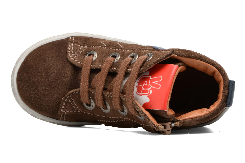 Sneakers Shoesme Sébastien Bruin links
