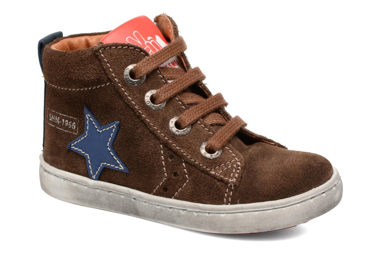 Sneakers Shoesme Sébastien Bruin detail