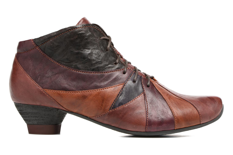 Chaussures à lacets Think! Aida 81264 Multicolore vue derrière