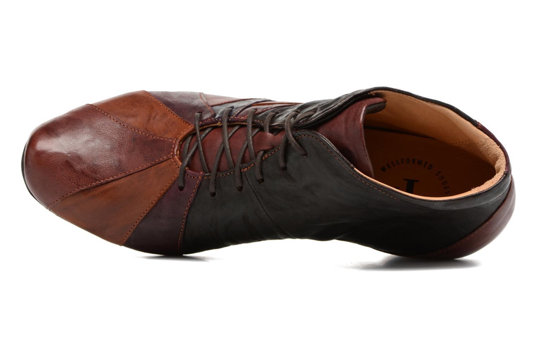 Chaussures à lacets Think! Aida 81264 Multicolore vue gauche
