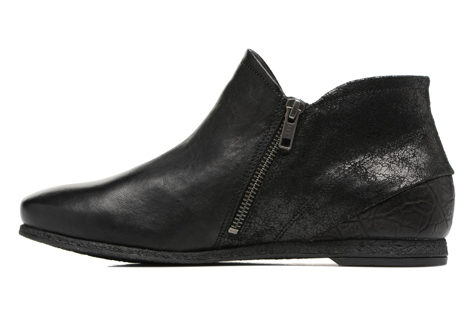 Bottines et boots Think! Shua 81046 Noir vue face