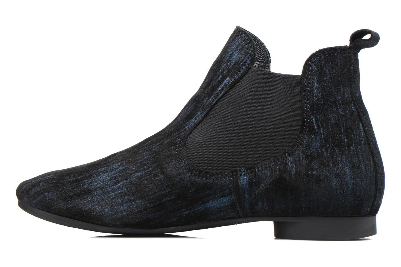 Bottines et boots Think! Guad 81296 Noir vue face