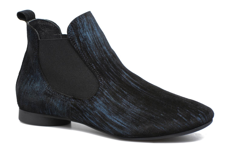 Bottines et boots Think! Guad 81296 Noir vue détail/paire