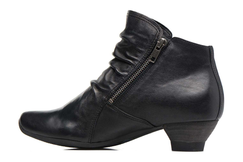 Bottines et boots Think! Aida 81267 Noir vue face