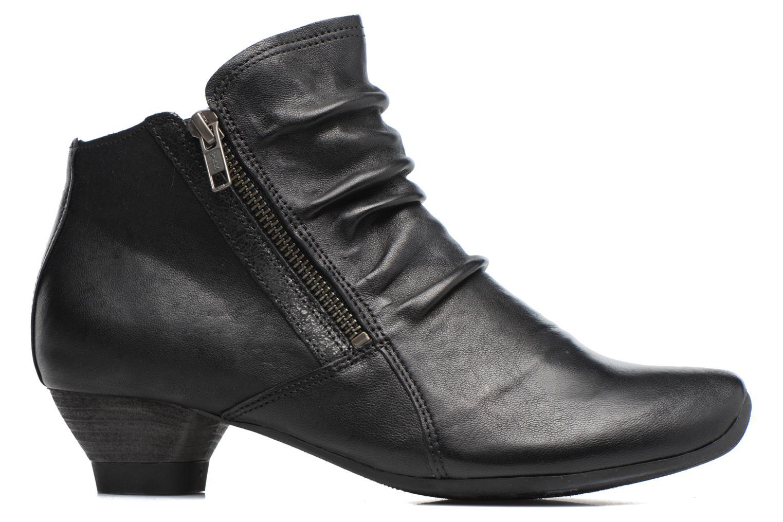Bottines et boots Think! Aida 81267 Noir vue derrière
