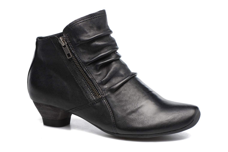 Bottines et boots Think! Aida 81267 Noir vue détail/paire