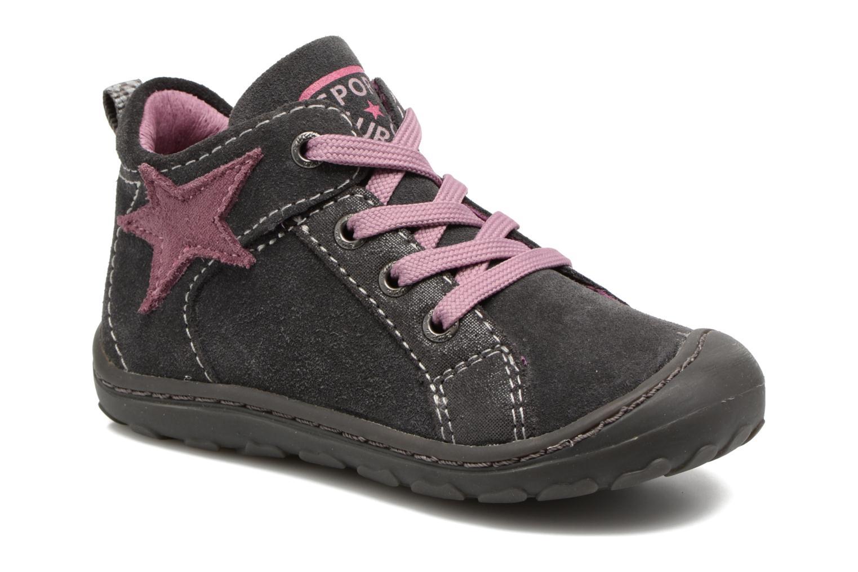 Bottines et boots Lurchi by Salamander Goldy Gris vue détail/paire