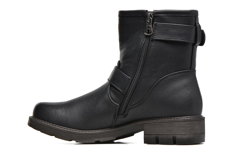 Bottines et boots Refresh Tiglou Noir vue face