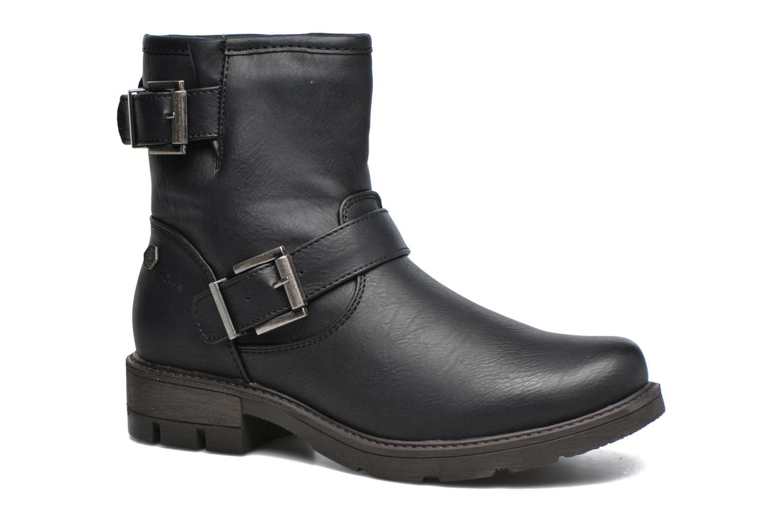 Bottines et boots Refresh Tiglou Noir vue détail/paire