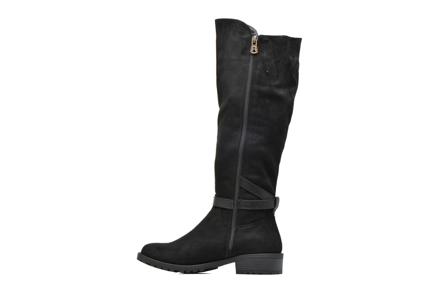 Botas Refresh Woode Negro vista de frente