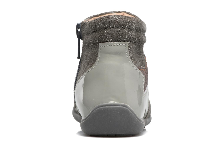 Bottines et boots Chicco Gioconda Argent vue droite
