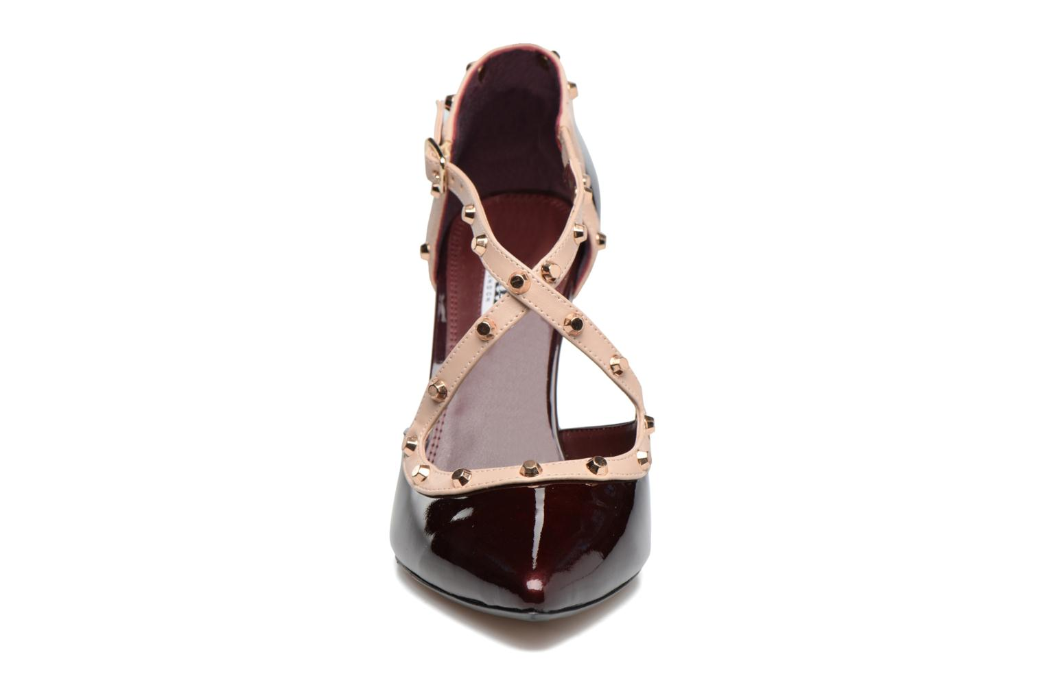 Cayleigh Burgundy Patent