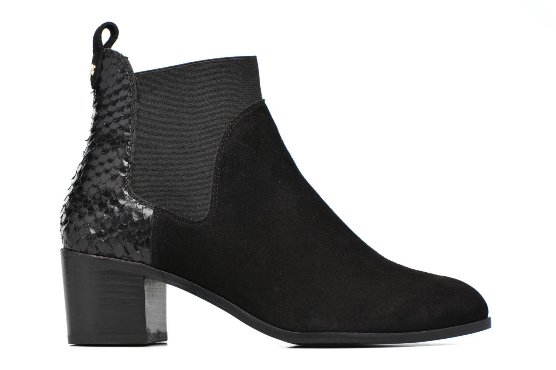 Bottines et boots Dune London Oprentice Noir vue derrière
