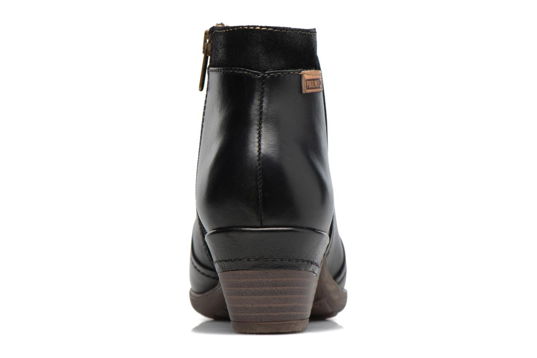 Bottines et boots Pikolinos ROTTERDAM 902-8903 Noir vue droite