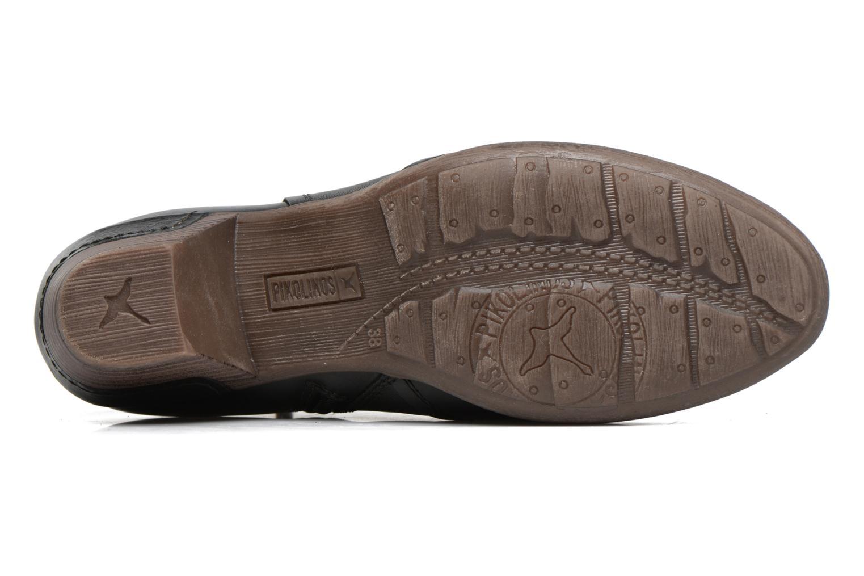 Bottines et boots Pikolinos ROTTERDAM 902-8903 Noir vue haut
