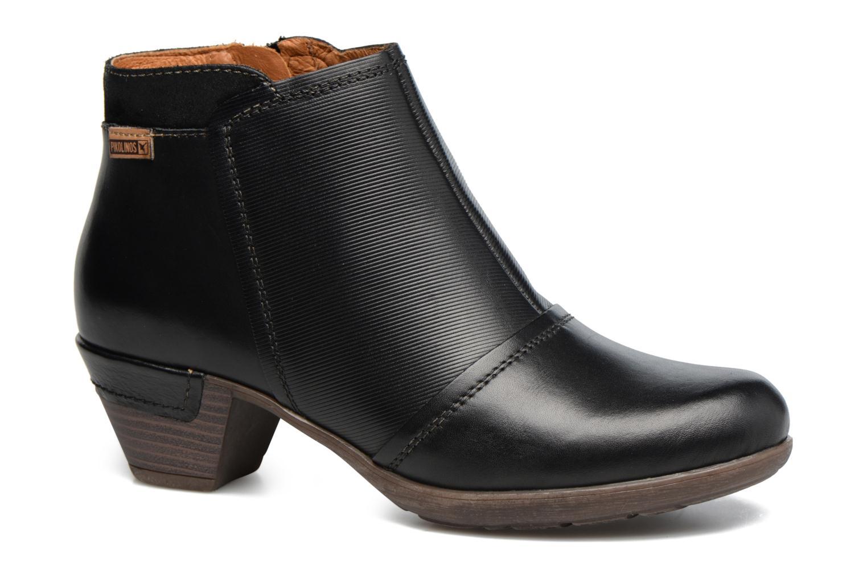 Bottines et boots Pikolinos ROTTERDAM 902-8903 Noir vue détail/paire