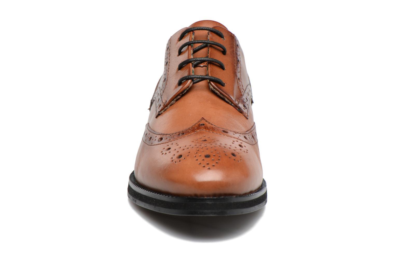 Chaussures à lacets Pikolinos ROYAL W5M-5701 Marron vue portées chaussures