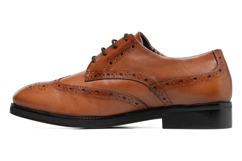 Chaussures à lacets Pikolinos ROYAL W5M-5701 Marron vue face