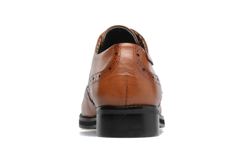 Chaussures à lacets Pikolinos ROYAL W5M-5701 Marron vue droite