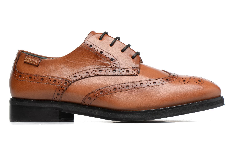 Chaussures à lacets Pikolinos ROYAL W5M-5701 Marron vue derrière