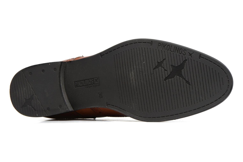 Chaussures à lacets Pikolinos ROYAL W5M-5701 Marron vue haut