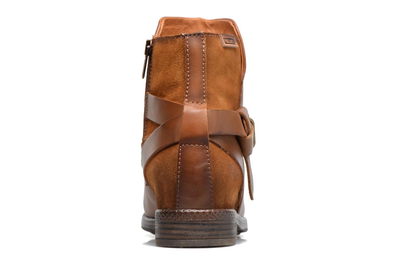 Bottines et boots Pikolinos ORDINO W8M-8919 Marron vue droite