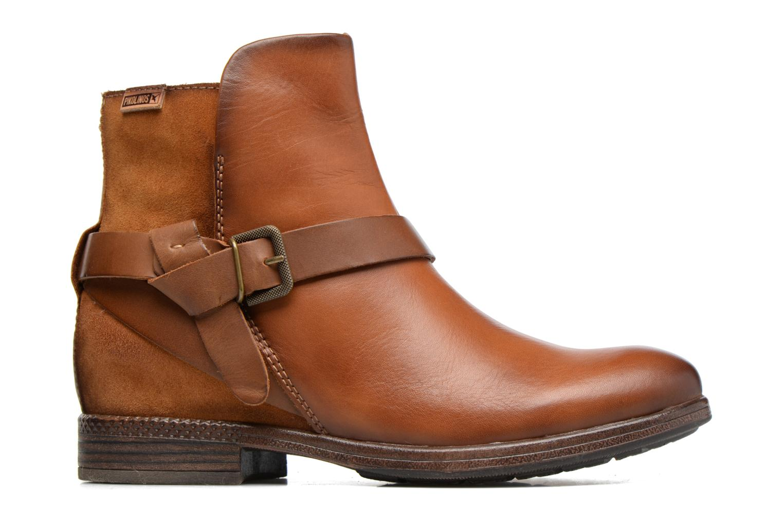 Bottines et boots Pikolinos ORDINO W8M-8919 Marron vue derrière