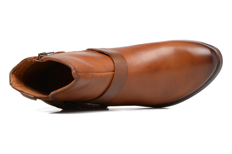 Bottines et boots Pikolinos ORDINO W8M-8919 Marron vue gauche