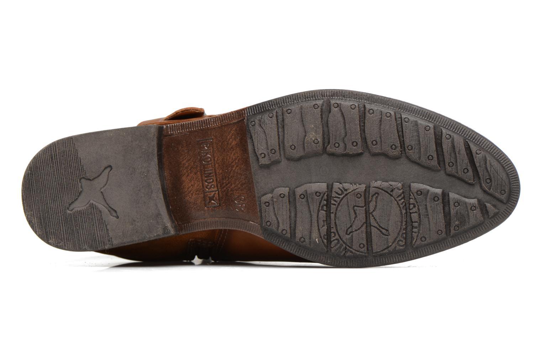 Bottines et boots Pikolinos ORDINO W8M-8919 Marron vue haut