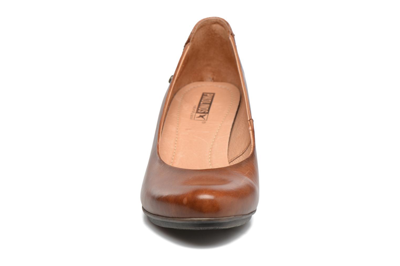 Escarpins Pikolinos SEGOVIA W1J-5654 Marron vue portées chaussures